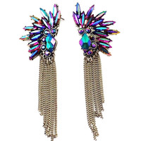 Enigma Gem Earrings (SOLD OUT)