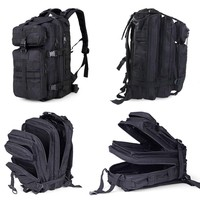 Tactical Backpack  Camping Hunting Military Backpack Ba'g's Outdoor Hiking Backpacks Camouflage Travel Trekking Rucksack  Sports
