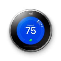 Nest, Learning Thermostat, 3rd generation, T3007ES at The Home Depot - Mobile