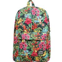 Loungefly Pokemon Starters Tropical Backpack
