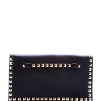Perfection Clutch Bag - Black