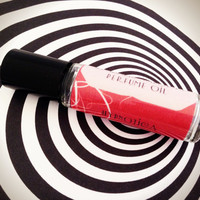Hypnotica Perfume Oil - Citron, Spice, Amber, Clove, Myrrh - Roll On Perfume Oil
