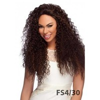 """LACE FRONT WIG, EXTRA LONG JERRY CURL 28"""" (LL007)"""