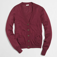 Factory university cardigan sweater