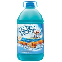Hawaiian Punch Polar Blast, 1 gal bottles (Pack of 4)