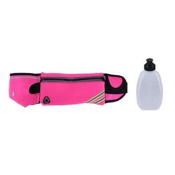 Running bags Outdoor Sport Running Bag Men Women Waterproof Running Jogging Water Bottle Waist Bag with Water Bottle Run Bag KO_3_1