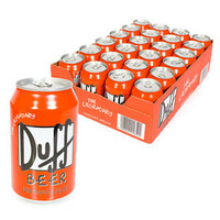 Duff Beer 24 Can Pack - buy at Firebox.com
