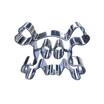 Skull Cake Decorating Fondant Tools Cookie Biscuit Cutters