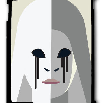 American Horror Story Cover iPad case, Available for iPad 2, iPad 3, iPad 4 , iPad mini and iPad Air