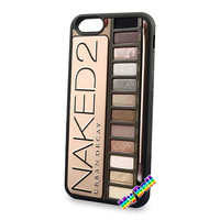 Naked palette phone case iphone