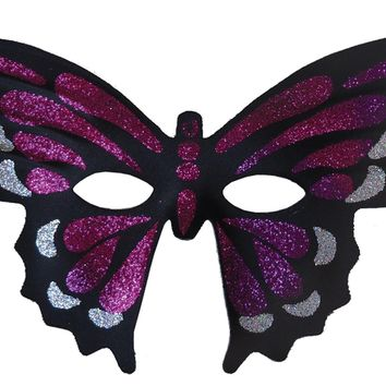 Butterfly Masquerade Mask seasonal or for Halloween