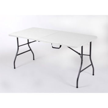 5' Portable Banquet,Conference,Utility Folding Table