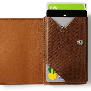 Slim Leather Wallet by abrAsus | Evernote Market