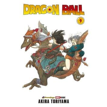 MANGA DRAGON BALL #9