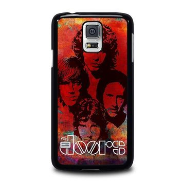 the doors samsung galaxy s5 case cover  number 1