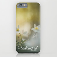 Untouched 2 iPhone & iPod Case by HappyMelvin