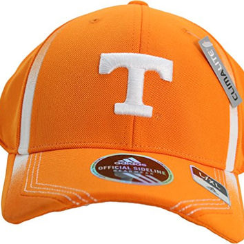 "Tennessee Volunteers ""Big T Logo"" L/XL Climalite Fitted Hat Cap"