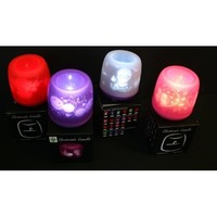 4 Electronic Candles, Great for the Holidays!!