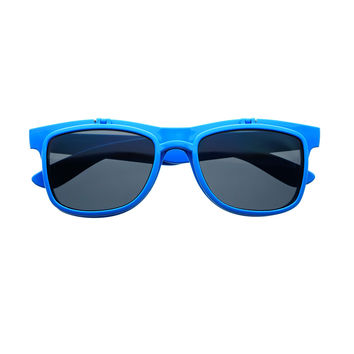 Flip Up Lens Retro Inspired Sunglasses Shades W23