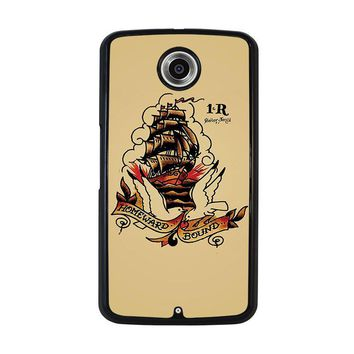SAILOR JERRY Nexus 6 Case Cover