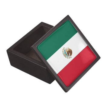 Mexican Flag Premium Gift Box