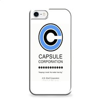 Capsule Corp Dragon Ball Z iPhone 7 | iPhone 7 Plus case
