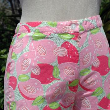 Lilly Pulitzer Petal Pushers by StrandsofPearl on Etsy