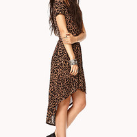 Wild Thing High-Low Dress | FOREVER 21 - 2000092107