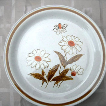 Stoneware Plate - Serving Dish Platter - Vintage Old Brook Trailwoods Plate