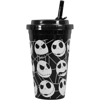 Nightmare Before Christmas - Straw Tumbler