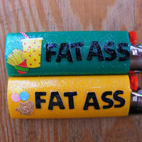 Fat Ass Bic Lighter