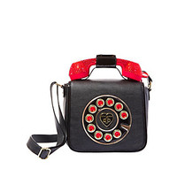 KITSCH 2 CALL ME BETSEY PHONE CROSSBODY: Betsey Johnson