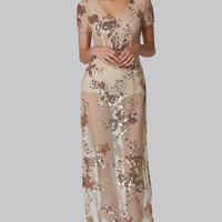 Bring Me Embroidery Maxi Dress