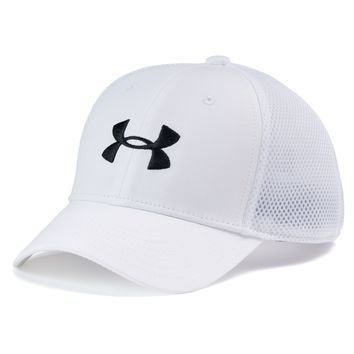Boys Under Armour Big Logo Cap
