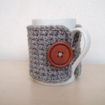 Mug cozy Coffee sleeveS Cup sleeve Coffee cozy Tea Mug cosy Knit mug cozy Crochet cup cozy Mug cover Knit coffee cozy Cozy mug GIFT UNDER 10