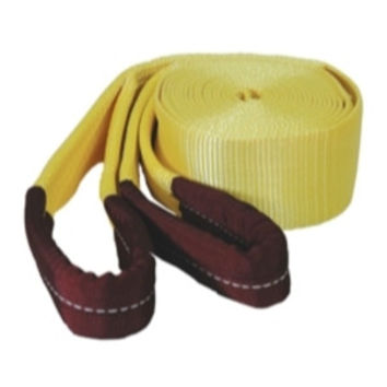 TOW STRAP WITH LOOPED ENDS 3IN. X 20FT. 30000LB.