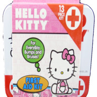 Hello Kitty First Aid Kit