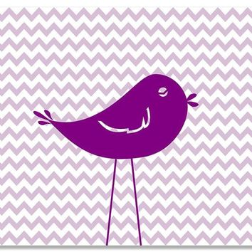 Little Birdie I Children's Print Wall Art