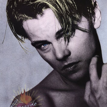 Leonardo DiCaprio 11x17 Movie Poster