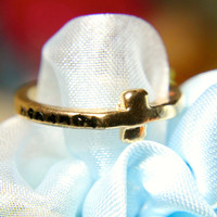 Crosses Forever Ring
