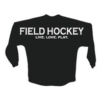 Field Hockey - Charcoal Spirit Jersey