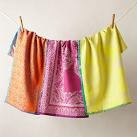 Thalia Dishtowels by Anthropologie in Multi Size: One Size House & Home