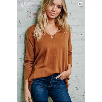 Luxe Oversize Sweater, Multiple Colors