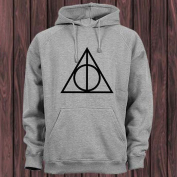 Deathly Hallows Hoodie Sweatshirt variant color Unisex size