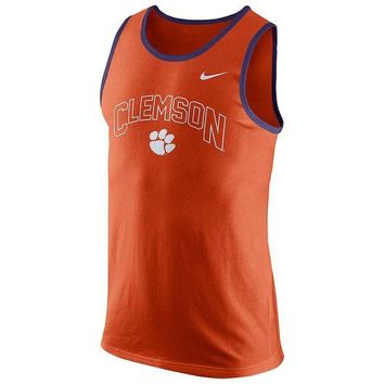 ONETOW Nike Clemson Tigers Arch Tank