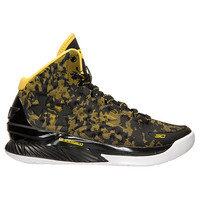 Boys' Grade School Under Armour Curry One Basketball Shoes