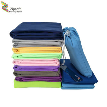 New Microfiber Yoga Beach Towel with Sports Bag