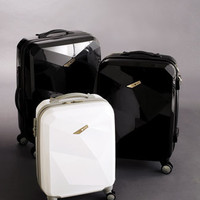 """Karat"" Luggage - Horchow"