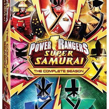 n/a - Power Rangers Super Samurai: The Complete Season