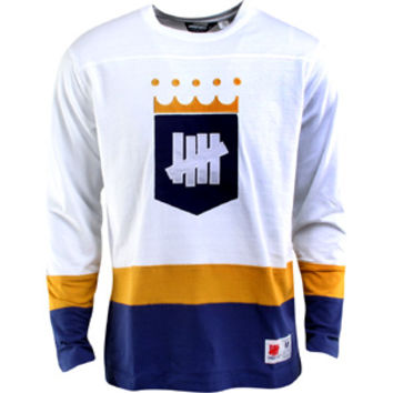 Undefeated Inter League Jersey Shirt (white) Apparel 514199WHT   PickYourShoes.com